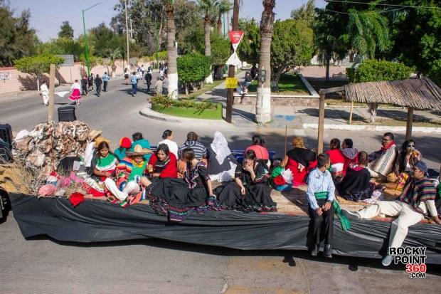 Desfile-Revolucion-Mexicana-2015-080 Aniversario de la Revolución, Puerto Peñasco 2015