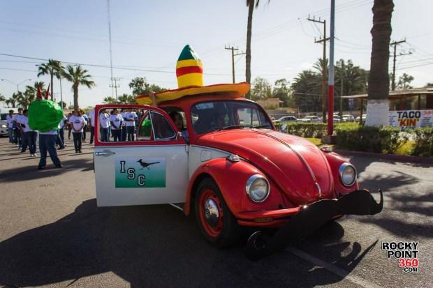 Desfile-Revolucion-Mexicana-2015-089 Aniversario de la Revolución, Puerto Peñasco 2015