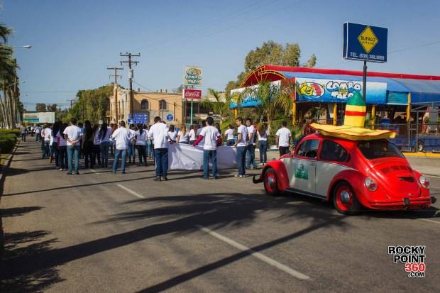 Desfile-Revolucion-Mexicana-2015-090 Aniversario de la Revolución, Puerto Peñasco 2015