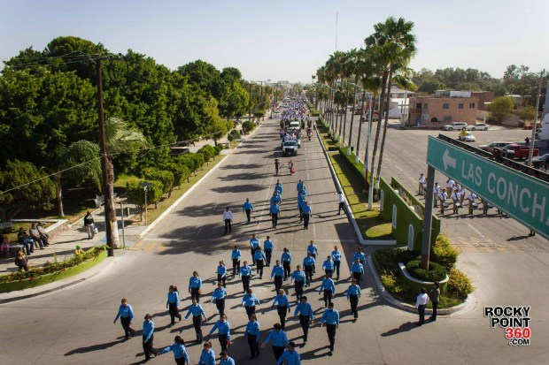 Desfile-Revolucion-Mexicana-2015-091 Aniversario de la Revolución, Puerto Peñasco 2015