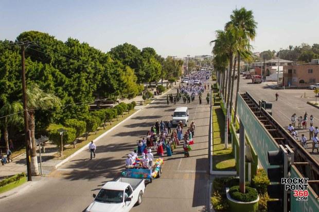 Desfile-Revolucion-Mexicana-2015-095 Aniversario de la Revolución, Puerto Peñasco 2015