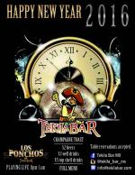 tekila-bar-NYE How to rock in the New Year! What to do!