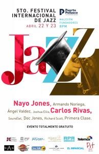 jazz-poster-776x1200 Funk it up!  Rocky Point Weekend Rundown!