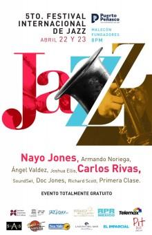 jazz-poster-776x1200 Jazz it up!  Rocky Point Weekend Rundown!