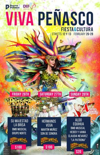 Viva penasco-calendar