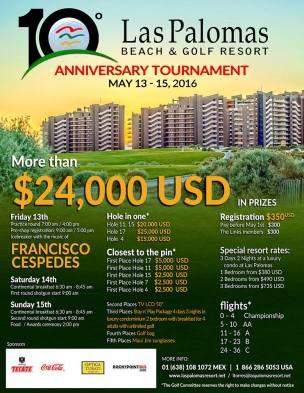 golf-palomas #RPSB2K16  Wk2! Rocky Point Weekend Rundown!
