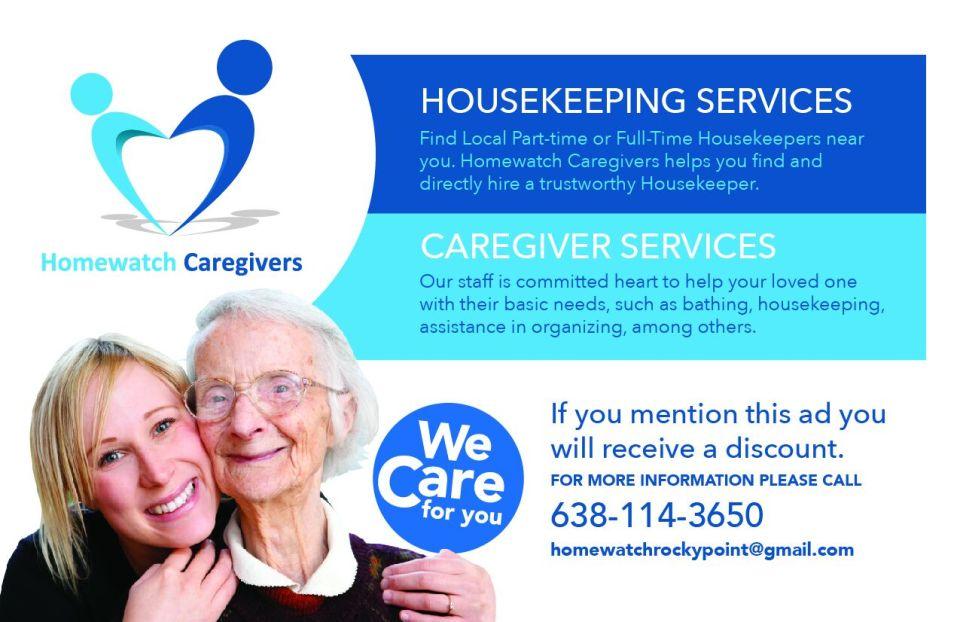 homekeeper-caregiver services