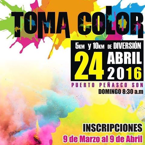 toma-color2016 Jazz it up!  Rocky Point Weekend Rundown!