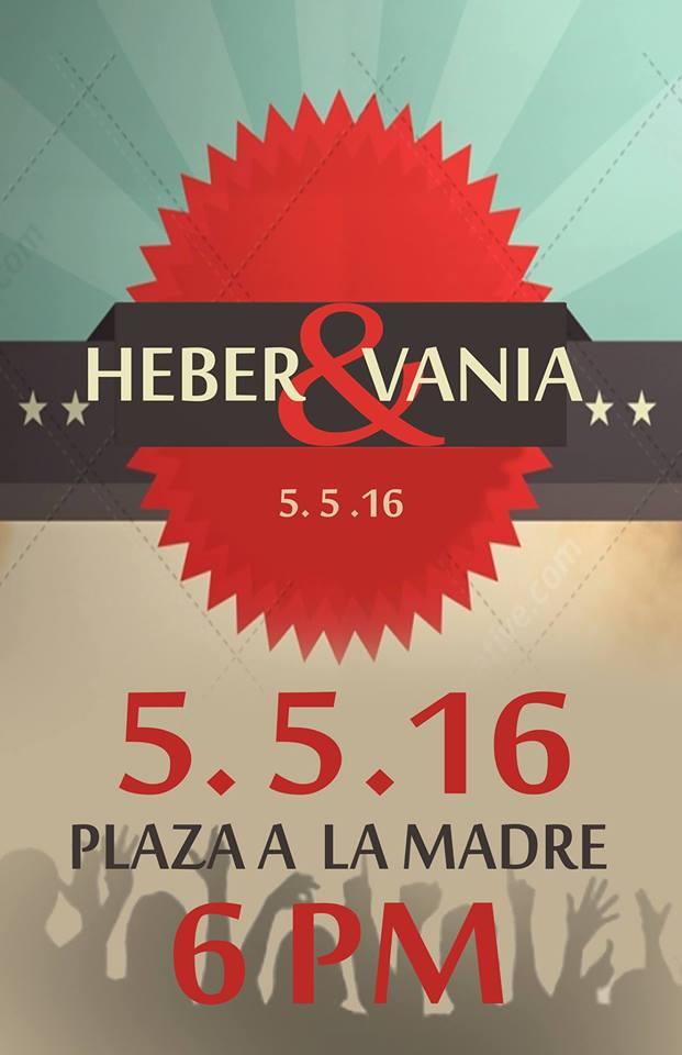 heber-vania-5mayo Heber & Vania - Music among friends