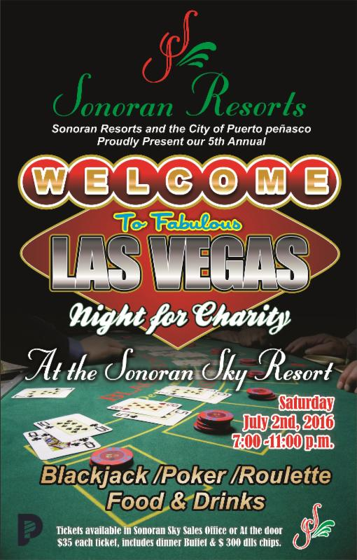 las vegas night 2016