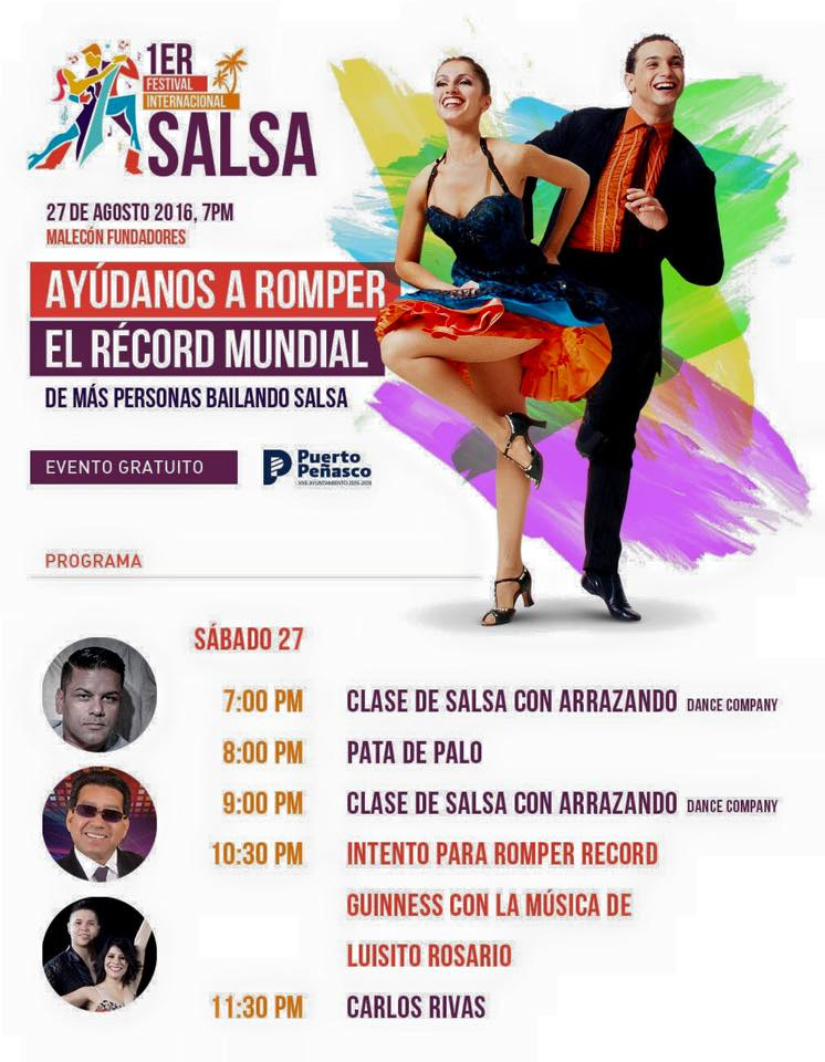 salsa-req-clase Salsa Fest Aug. 27th!