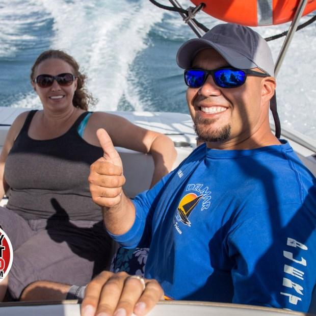 DelMarCharters-8 Don't wear a dress on a speed boat: Venture to Bird Island (Part III)