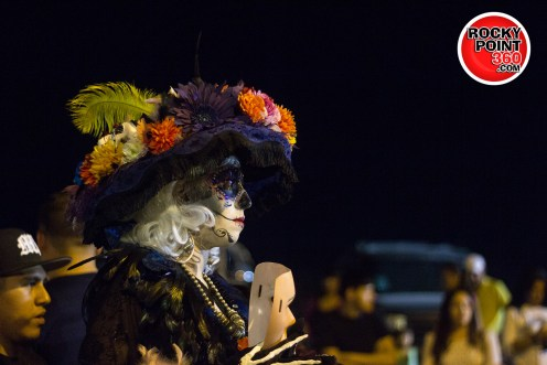 011-05-altares-10 Día de Muertos en Puerto Peñasco