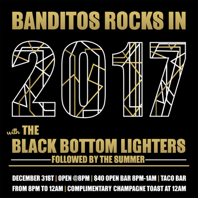 banditos-NY-BBL It's beginning to look a lot like.... Rocky Point Weekend Rundown!