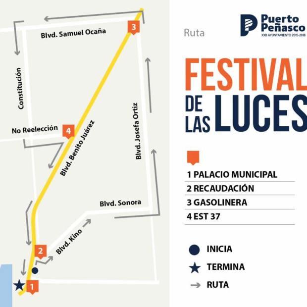 festival-luces-desfile It's beginning to look a lot like.... Rocky Point Weekend Rundown!