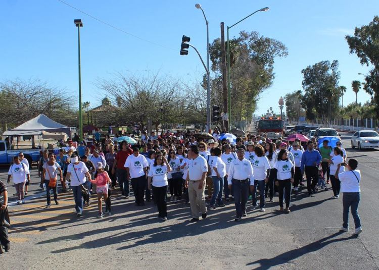 caminata-riñon-2016 International Kidney Day March from Mothers Plaza to Hemodialysis Center