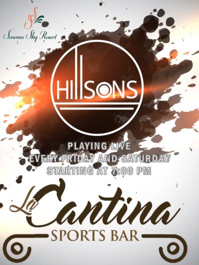 hillSon-cantina Back to School! Rocky Point Weekend Rundown!