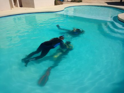 scuba-class-5-1200x900 Breathing easy with Rocky Point Divers