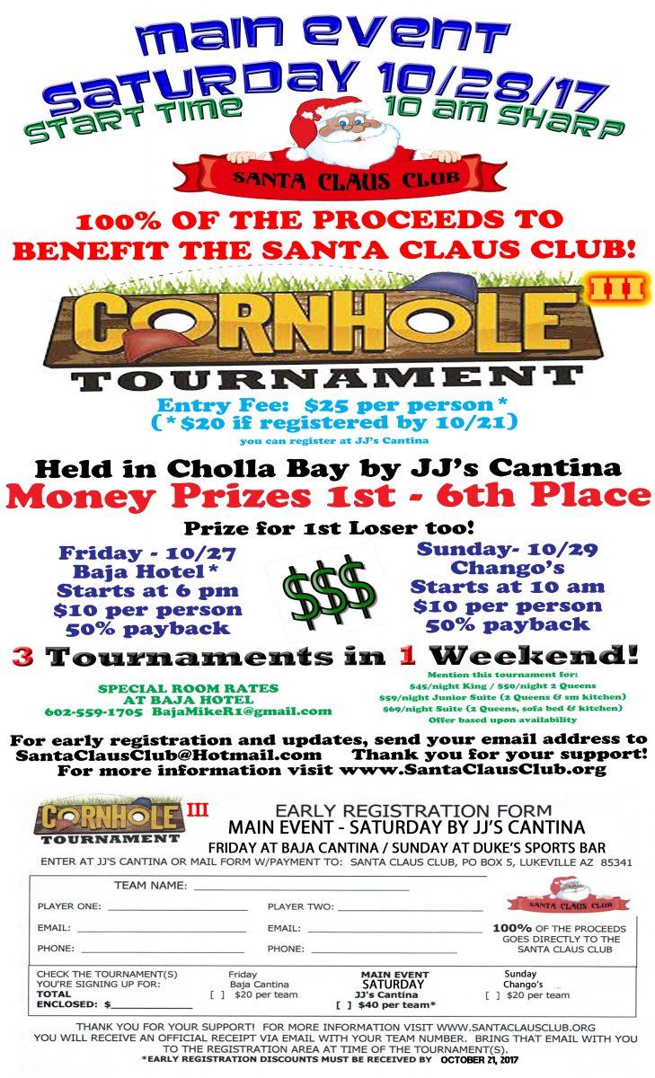 SCC-III-Tournament-w-reg-form-729x1200 The 3rd Santa Claus Club Cornhole Tournament Oct 27th - 29th!