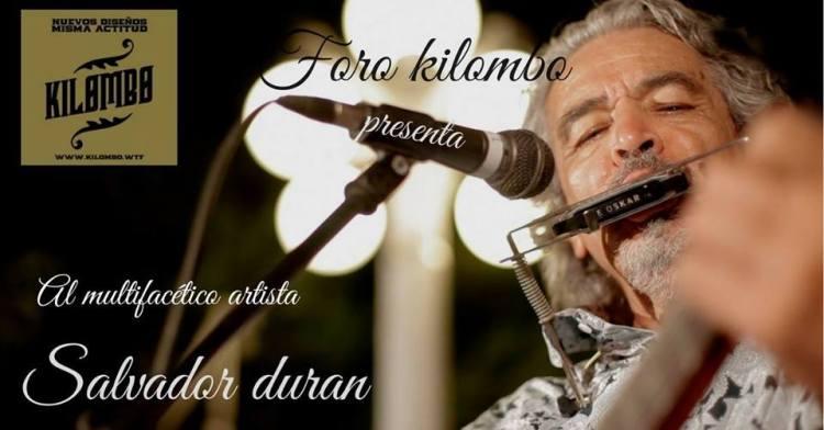 kilombo-jul3 Kilombo presents - Salvador Duran July 3rd