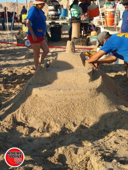castillos-de-arena-26 Casa Hogar - 1st Sand Castle Contest