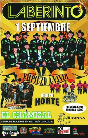 sept1-laberinto How to Labor Day Weekend in Rocky Point!