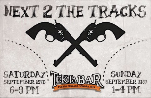 tekila-bar-sept-2-next-to-tracks How to Labor Day Weekend in Rocky Point!