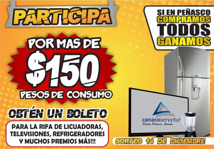 canaco-todos-compramos2017-1 Chamber of Commerce campaign promotes buying locally