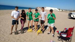 foto-playas-2 Busy Beach Clean Up Sept. 30th!