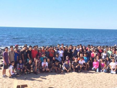 foto-playas Busy Beach Clean Up Sept. 30th!