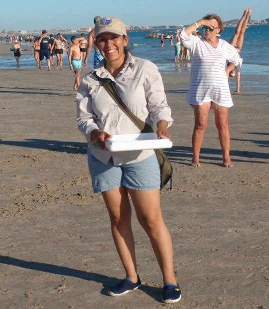 tortugas-14oct2017-sandybeach-7 Puerto Peñasco had historic sea turtle nesting period in 2017