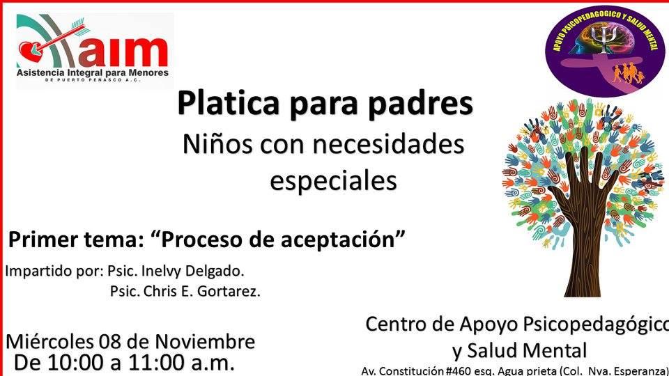 aim-platica-para-padres-8nov Platica para Padres: Niños con necesidades especiales 8 nov