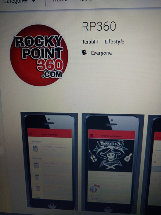 rp360-app RockyPoint360 now on Android App!
