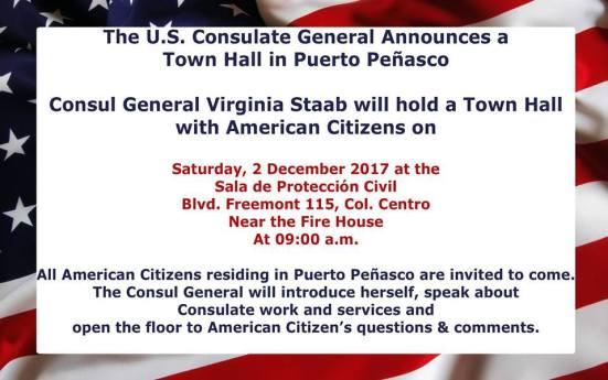 us-consul Bienvenidos AZ-Mexico Commission! Rocky Point Weekend Rundown!
