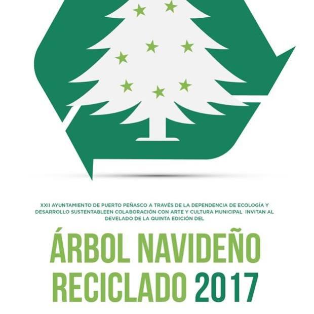 arbol-reciclado2017 Arts, Music, Holidaze! Rocky Point Weekend Rundown!