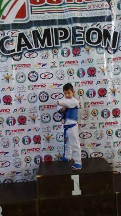 taekwondo-preestatal10 Puerto Peñasco is Taekwondo power house