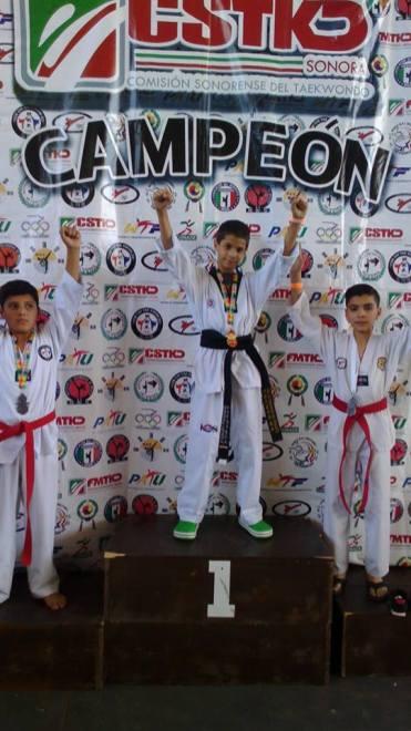 taekwondo-preestatal2 Puerto Peñasco is Taekwondo power house