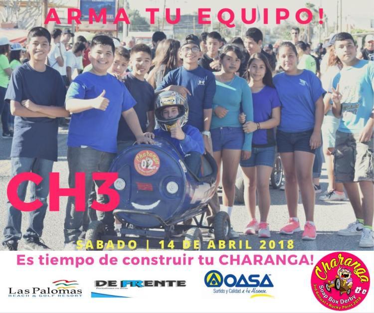 charanga-2018 Organizan tercer Rocky Point Charanga Derby