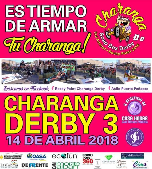 charanga-derby-2018 Spring has sprung! Rocky Point Weekend Rundown!
