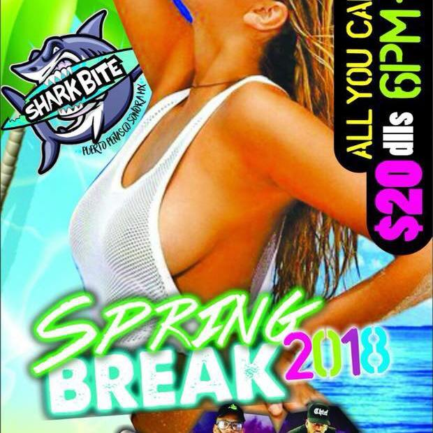 spring-break-sharkbite Spring Break in Rocky Point 2018!