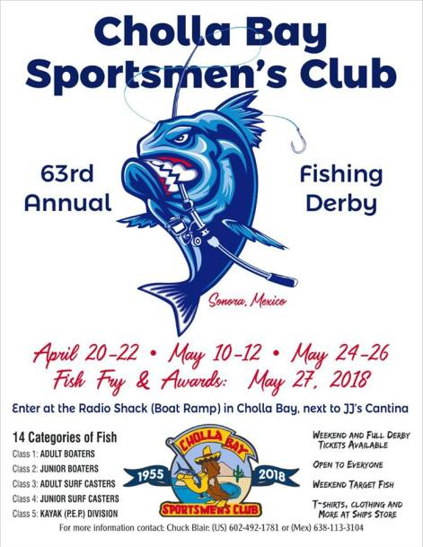 sportsmens-club Fish. Spike. Rock! Rocky Point Weekend Rundown!