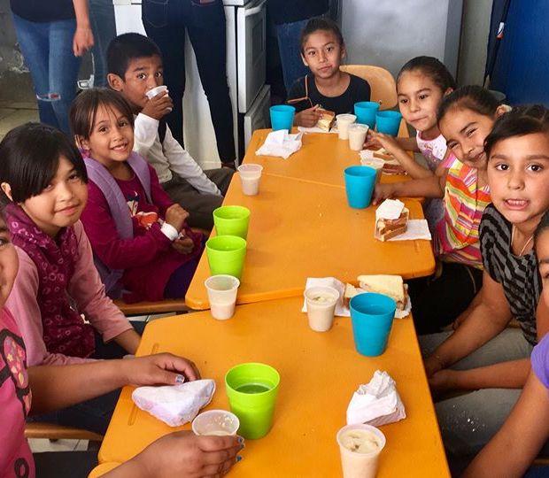 aim-comedor3 AIM Peñasco inaugurates school cafeteria