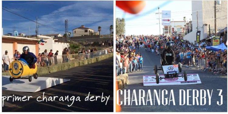 """charanga-years1-3 """"Soapbox Derby"""" exceeds expectations in raising funds for Casa Hogar"""