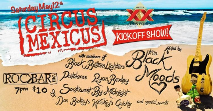 circus-kickoffshow-may ¡Feliz Día Mamá! Rocky Point Weekend Rundown!