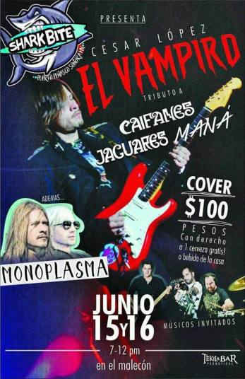 flyer-vampiro ¡Feliz Día Mamá! Rocky Point Weekend Rundown!