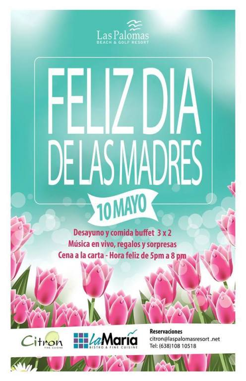 las-palomas-citron-maria Mother's Day ideas in Rocky Point!