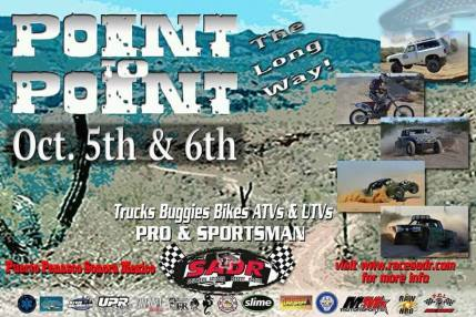 point-to-point Kick back! Rocky Point Weekend Rundown!