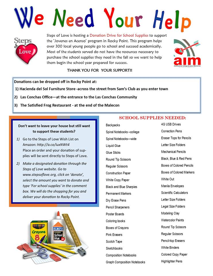 aim-school-supply-drive 2018 School Supply Drive AIM Peñasco