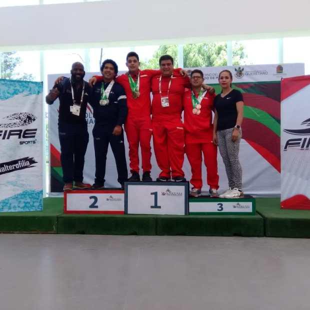 penasco-medals6-2018 Puerto Peñasco athletes bring home weightlifting / track & field medals