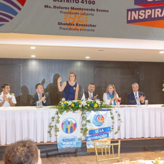 17-julio-rotary-cambio-40 Puerto Peñasco Rotary Club installs new Board